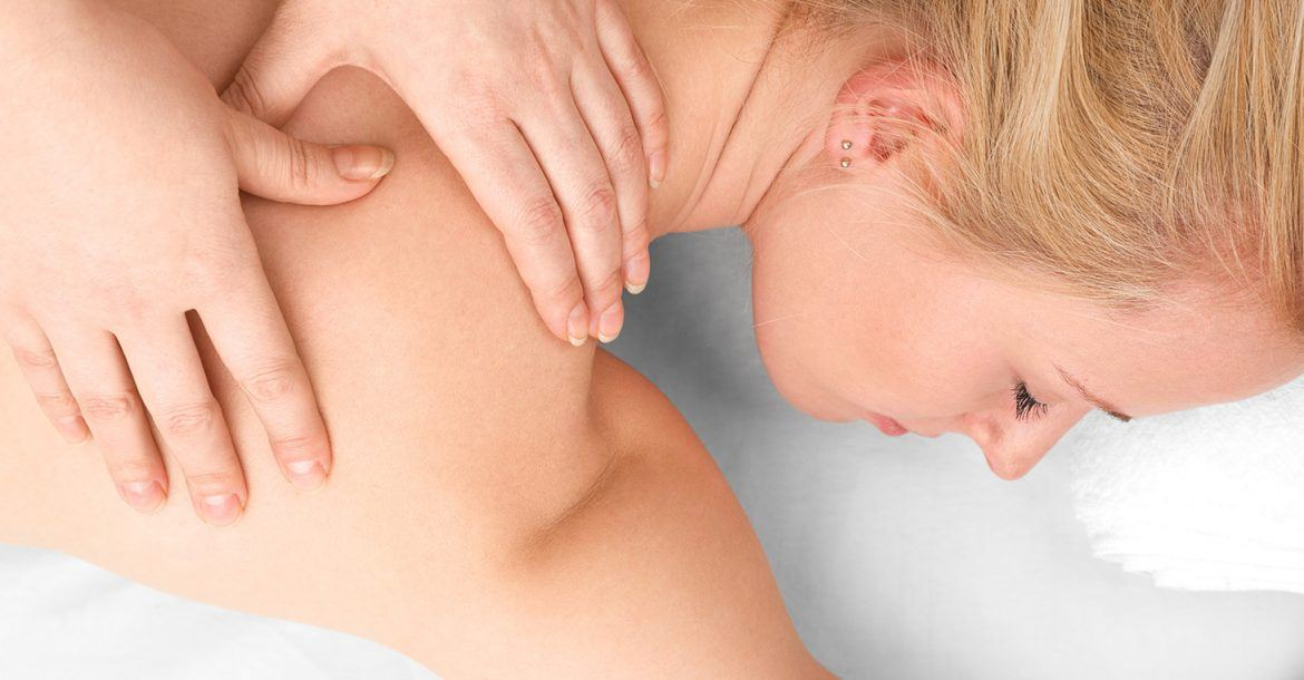 Revitalizing Massage